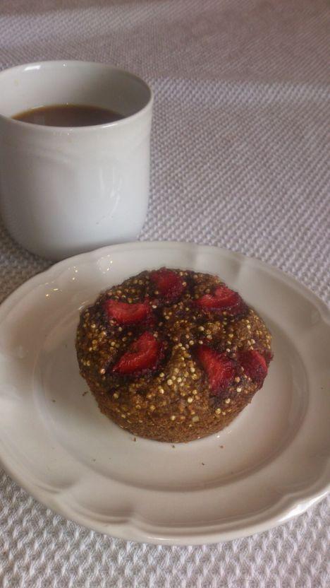 muffin fresa